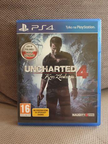Uncharted 4 - Kres złodzieja PS4