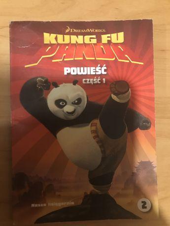 Kung Fu Panda Powieść część1