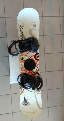 Deska snowboardowa Static 128 cm