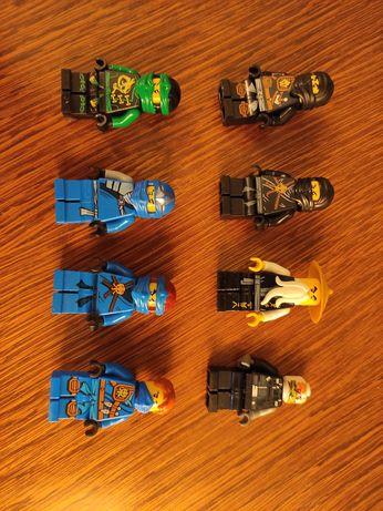 LEGO Ninjago Minifigurki komplet!