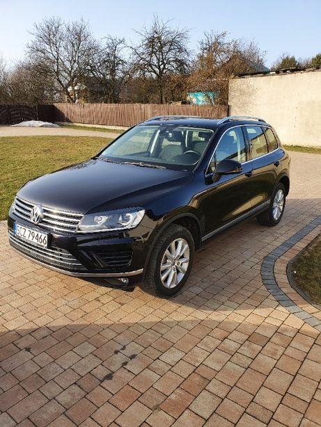 Volkswagen Touareg 3.0 TDI Salon + I właściciel + Bezwypadek
