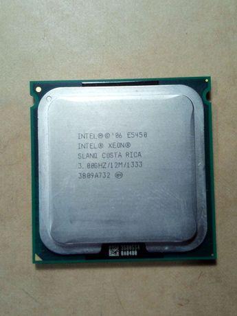 Процессор Intel Xeon E5450 4 x 3,0 GHz,1333MHz продам.