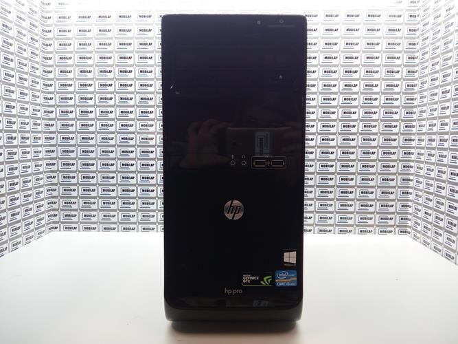 Komputer używany Do Gier HP 3500 i5 16GB 256 SSD 1TB GTX 1050 Ti 4GB
