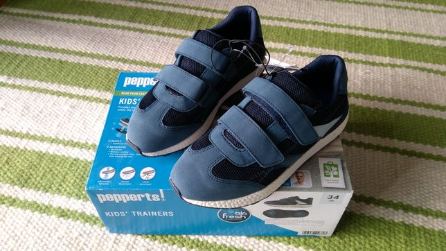 Buty sportowe dziecięce r. 34 nowe