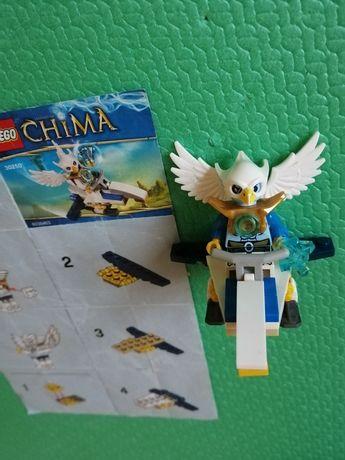 LEGO Legends of Chima. Акро-файтер Еварі. 30250. 2013 рік