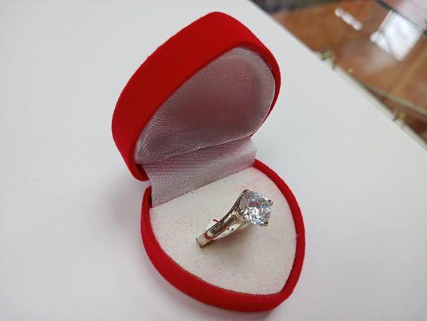 Złoty pierścionek złoto 585, rozmiar 12