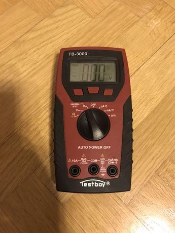 Multimetr cyfrowy Testboy TB3000