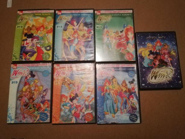 Winx Club - seria DVD