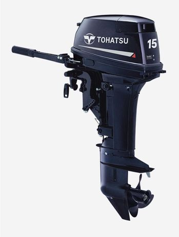 Лодочный мотор Tohatsu M15D2S