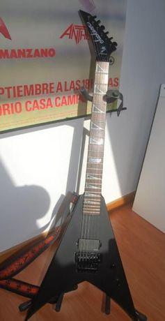 Guitarra Jackson Mille Phobia Kreator - King V