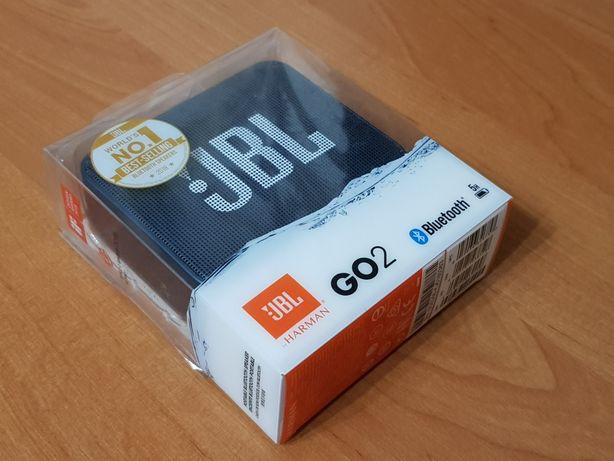 Колонка JBL GO 2 Dark Teal,новая оригинал,гарантия 12 мес.