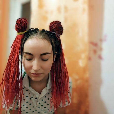 Афрокосички и безопасное наращивание волос
