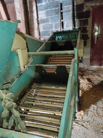 Kombajn Bolko idealny stan techniczny Bolek do ziemniaków