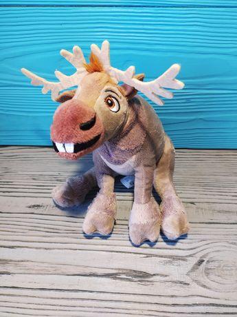 Disney Frozen Sven холодное сердце Свен игрушка мягкая оригинал