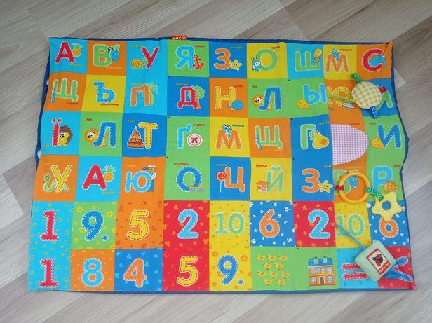 Розвивающий коврик, розвиваючий килимок
