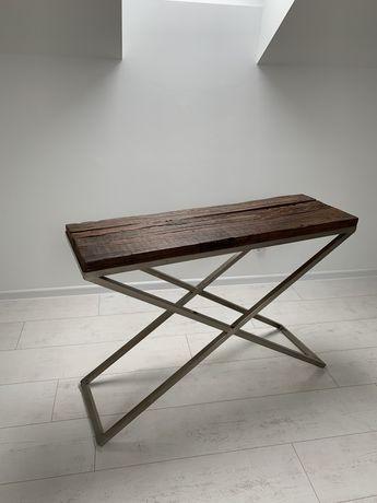 Konsola, szafka rtv, komoda z drewna