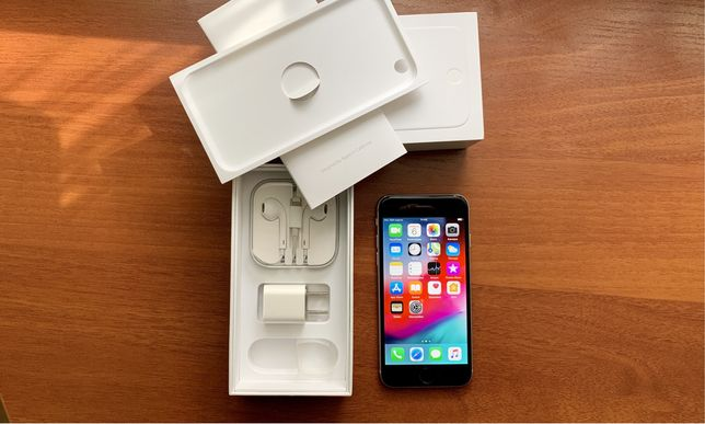 iPhone 6 16Gb Space Grey Neverlock