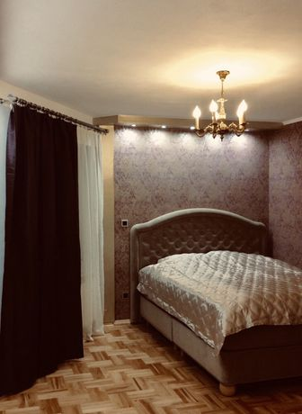 Łóżko kontynentale, sypialnia Senactive Royal Lux 180x200 okazja !