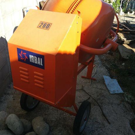 Betoneira elétrica  260 Irbal