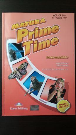 Matura Prime Time intermediate Express Publishing workbook ćwiczenia