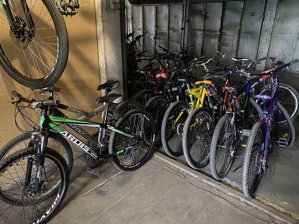 Распродажа Дешево Б/у Велосипедов готовых на сезоны катания