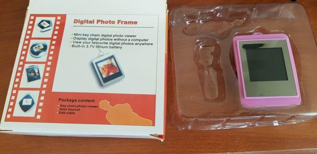 Porta fotos digital
