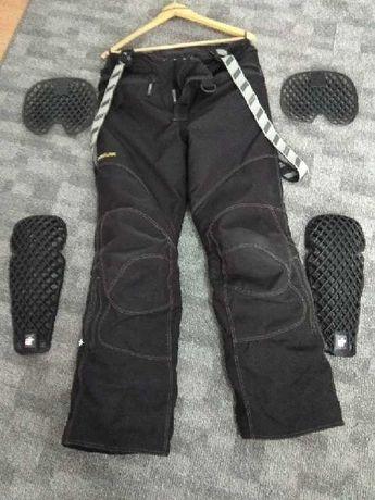 Spodnie na motocykl Rukka