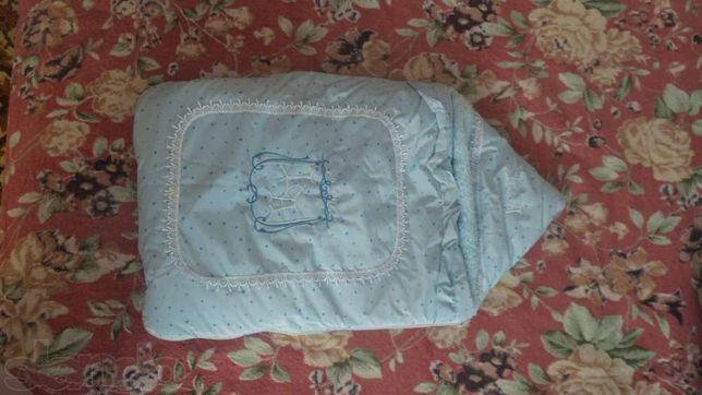 Продам конверт- одеяло