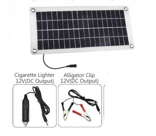 przenośny panel słoneczny 3a 5v 2xusb