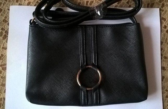 Nowa torebka Jaylynn Avon mała czarna