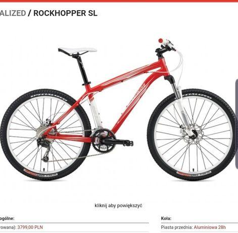 Rower Specialized specialized rockhopper M4, dual, dirt, stund, mtb