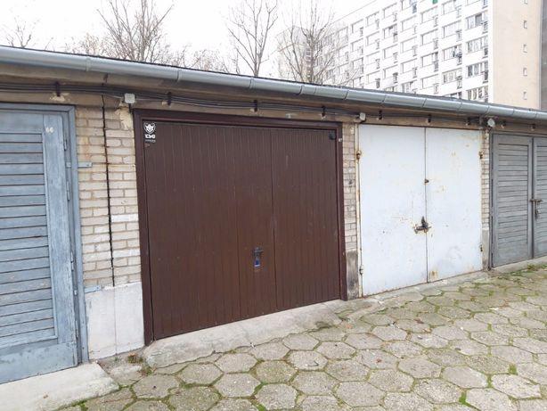 Garaż murowany Warszawa-Żoliborz