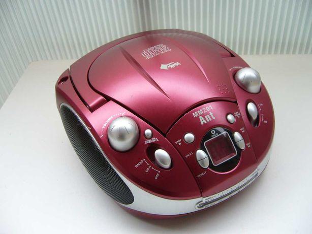 Manta Radio z odtwarzaczem CD