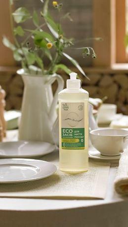 EКОзасібнатуральний для миття посуду Green Max