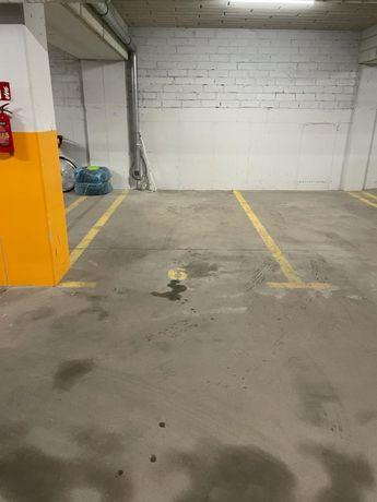 Wynajmę miejsce postojowe w podziemnej hali garażowej