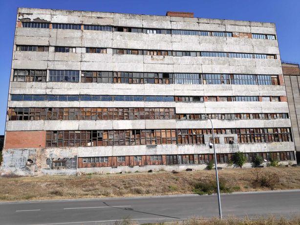 Производственно-складское здание 5915 м2. Аренда - 5 грн/м2
