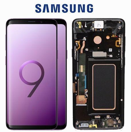 Wymiana szybki wyświetlacza Samsung A10 A20 A40 A70 J5 J6 J7 S7 S8 S9