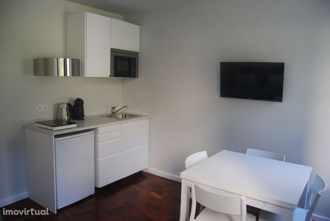 T2 Totalmente equipado e mobilado, na Rua Santa Catarina