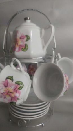 Набор  сервиз чайный OLAFF gy-ts 13 предметов