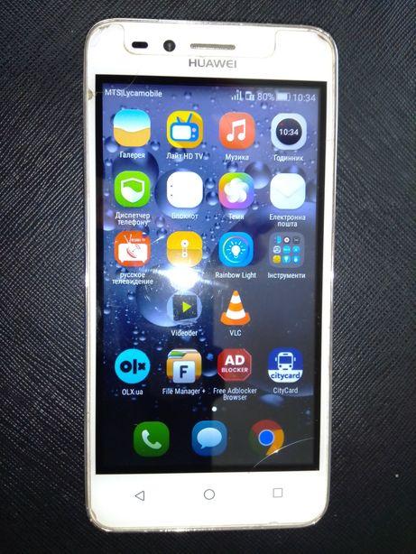 Телефон HUAWEI Y3 LUA-U22