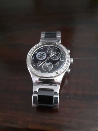 Relógio Swatch - funciona a 100%