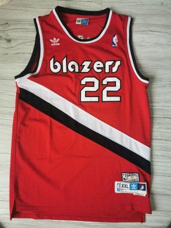 koszulka adidas Drexler retro Blazers XXL