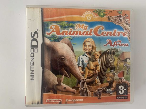 My Animal Center in Africa DS