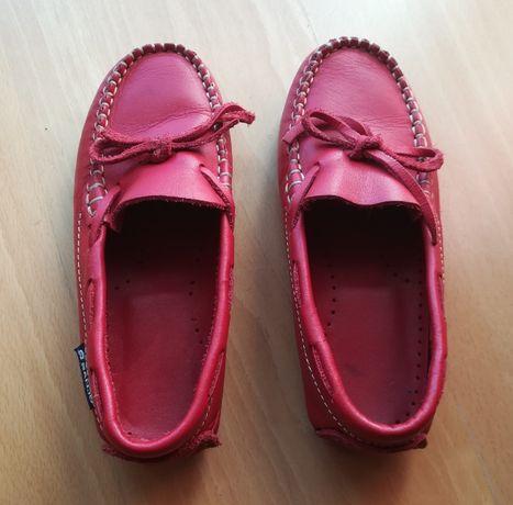 Sapatos de vela de menina 27