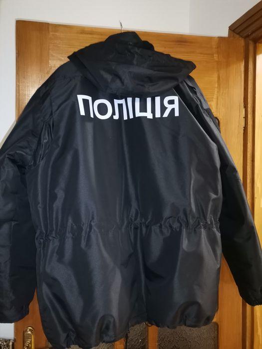 "Куртка ""Поліція"" Коломыя - изображение 1"