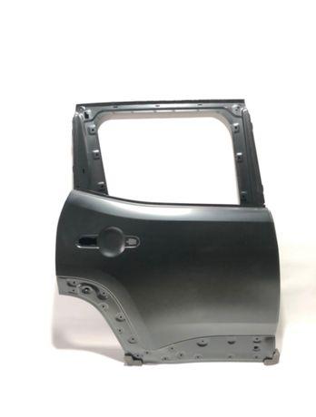 Jeep Renegade Дверь крыло решетка бампер ренегад 2015-2018