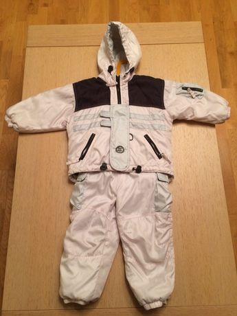 "Комбинезон зимний.  Куртка и брюки. ""Outburst "" р 98"