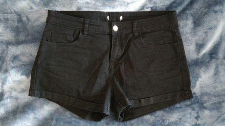 шорты чёрные