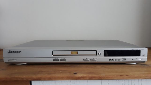 Odtwarzacz DVD Pionier