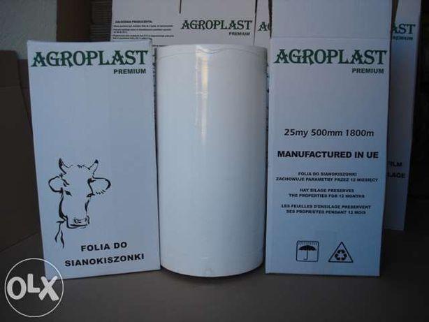Sianokiszonka - AGROPLAST 750 - Folia rolnicza